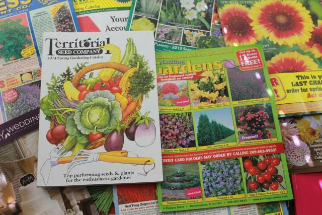 70+ Free Seed and Plant Catalogs: Annie's Annuals & Perennials Plant Catalog