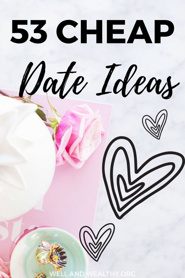 Early dating ideas