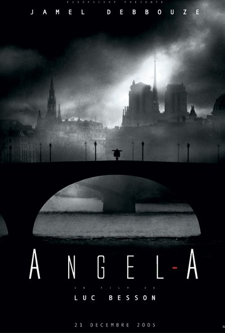 ANGEL-A #ANGEL-A #MOVIE #PARIS #LOVE #KINDNESS #HUMOR