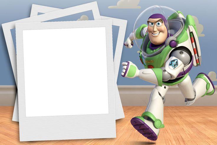 Divertidos Marcos para Fotos de Toy Story.   Marcos Gratis para ...