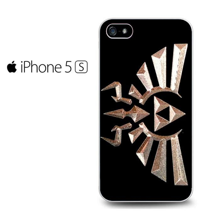 The Legend Of Zelda Logo Iphone 5 Iphone 5S Iphone SE Case
