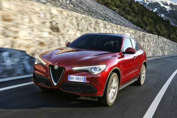 Alfa Romeo confirms Stelvio SUV prices, coming September