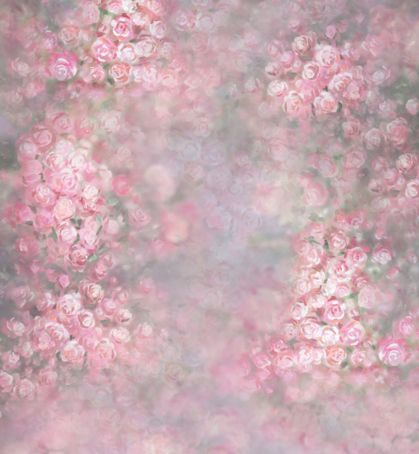 3feet-5feet Pink Flowers Backdrops Photo Studio Backgrounds Vinly Backdrops For Photography Props Baby Newborn Backgrounds
