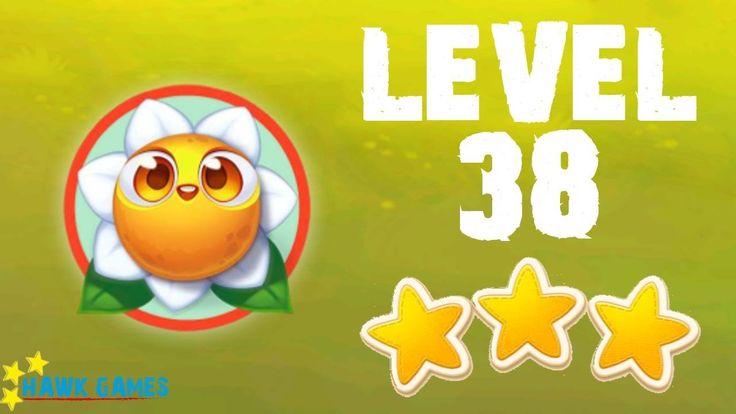 Farm Heroes Super Saga - 3 Stars Walkthrough Level 38
