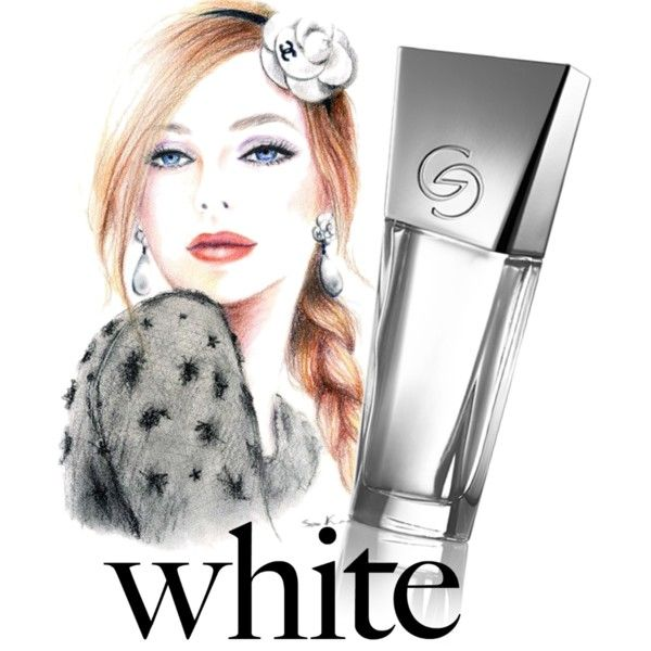 """Giordani White Gold by Oriflame"" by consultantori on Polyvore"