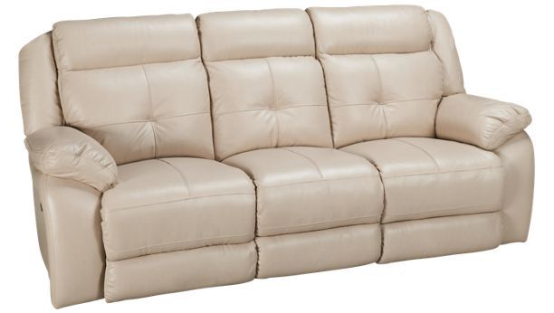 Futura Omega Omega Leather Power Sofa Recliner Jordan S