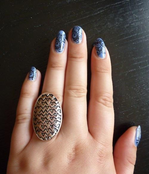 Gel Nails Designs 2012-2013
