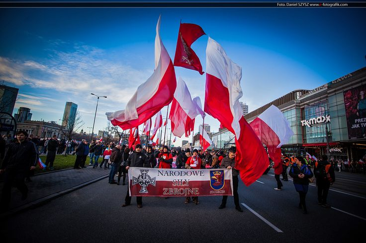 Marsz Niepodleglosci 2013 #11listopada #warszawa