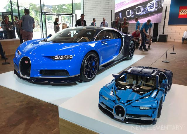lego technic 42083 bugatti chiron real | lego - cars | pinterest