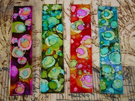 The Art of Friendly Plastic: Making a SPLASH but don't get wet!! Friendly Plastic and Alcohol inks