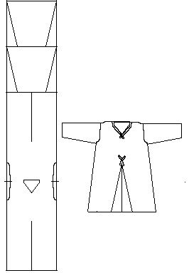 Some Clothing of the Middle Ages - Shirts/Chemises/Smocks - St. Louis