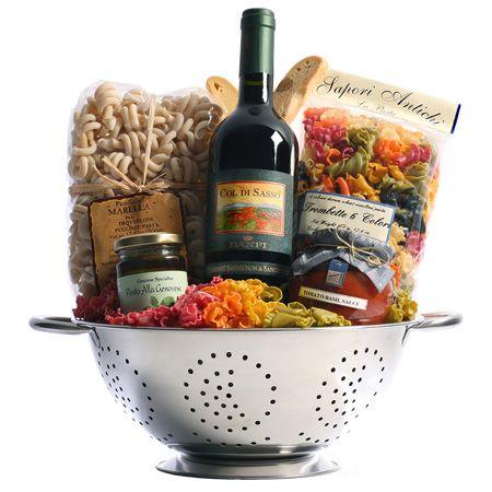 Tuscan Trattoria Italian Wine Gift Basket   Wine.com