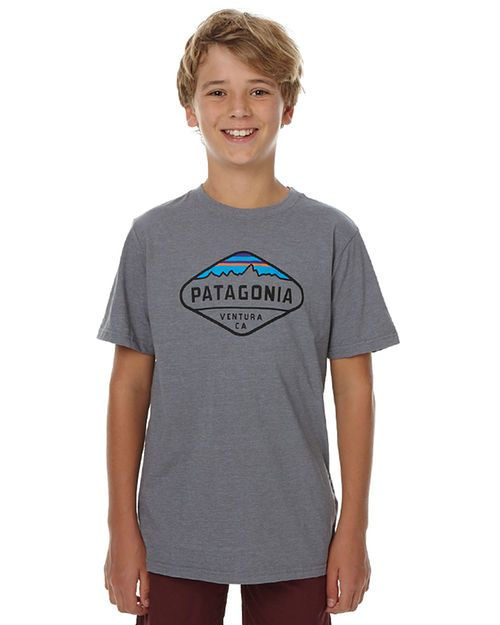 Features: Style: Boys Tee Colour: Howling Turquoise  Material: Cotton  Chest print  Crew neckSize + Fit Guide: Model's Height: 142cm Model wears a size: 12