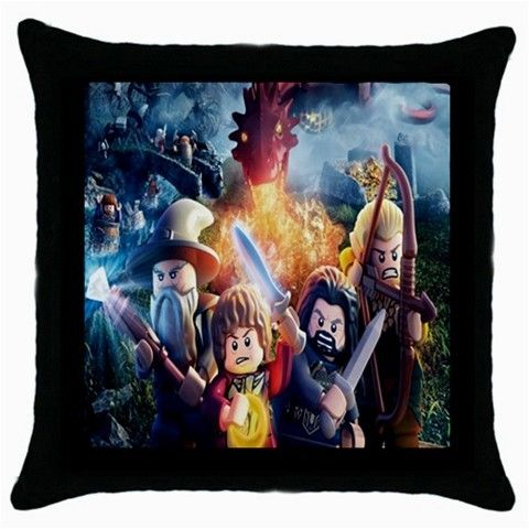Gift  throw pillow case Lego the hobbit best gift for husband, best gift for wife, best gift for girlfriend, best gift for grandma, best gift for grandchildren, best gift for sister, best gift for brother, best gift for son, best gift for daughter, best gift for boy, best gift for gift, best gift for mom, best gift for dad