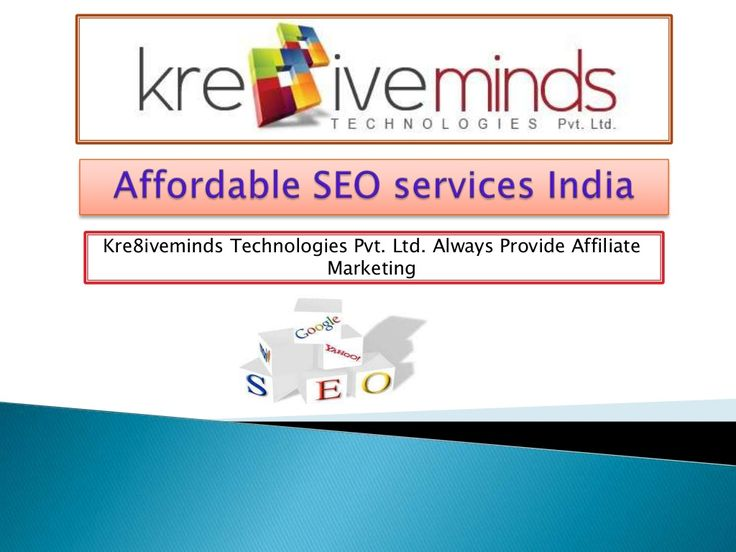 cheap seo india