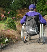 Tips on garden design for all disabled gardeners from carryongardening.org.uk