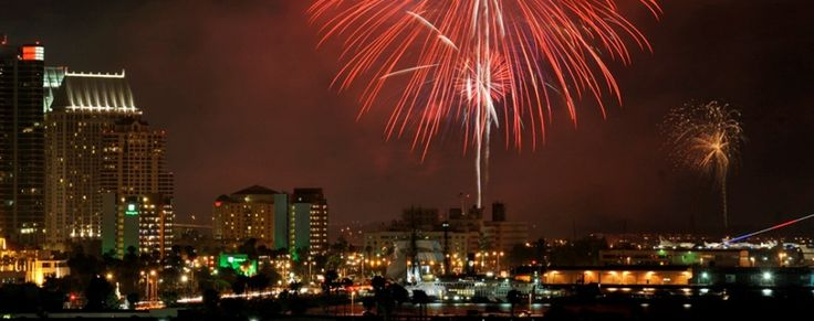How to Celebrate New Year's Eve in San Diego - 710 Beach Rentals