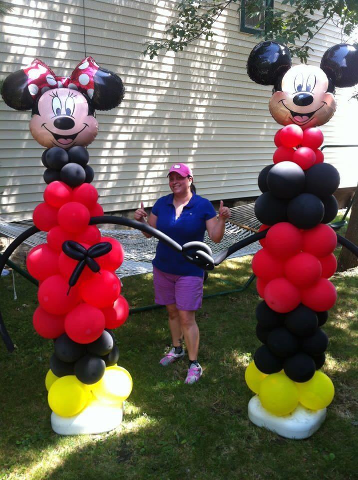 125 best Balloon Arch & Columns images on Pinterest   Balloon ...