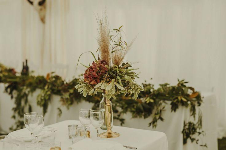 Boho Wedding at Liddington Gardens with Wedding Designer Susi Liddington Creative. Candelabra by Paradise Florist Rachel Kennedy Photography Danelle Bohane