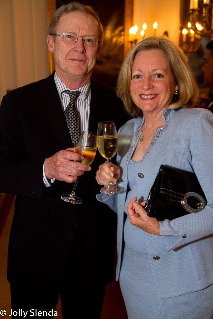 Heart's Delight, American Heart Association, French Ambassadors Dinner