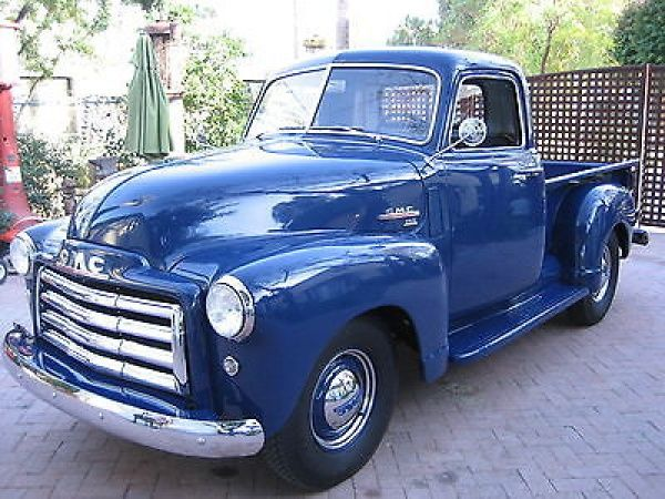 1949 GMC 1/2 Ton Shortbed Pickup Truck