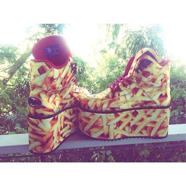 Image - Bill-Chaussures frites - Tokio Hotel - Skyrock.com