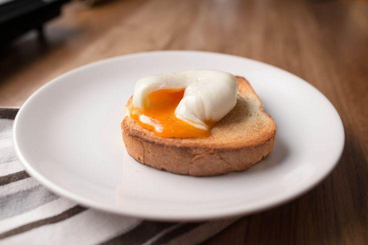 Buggyantott tojás recept