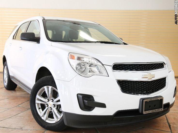 2011 Chevrolet Equinox $11995 http://www.autosourcehawaii.com/inventory/view/10074638