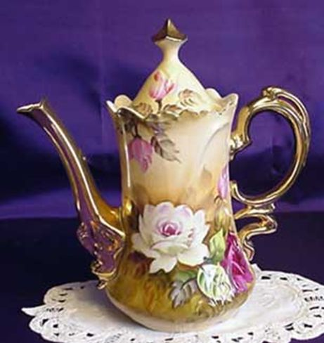 ❀Chocolate Pot