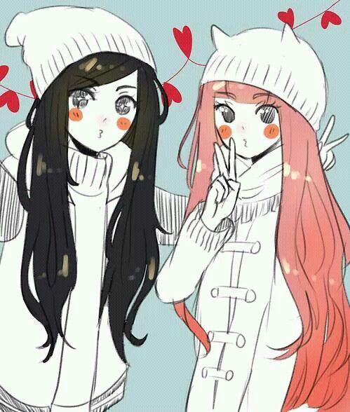 Marceline and Bublegum