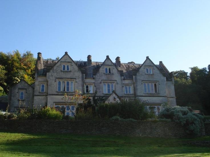 Hawkwood College - School of Homeopathy Stroud - UK.
