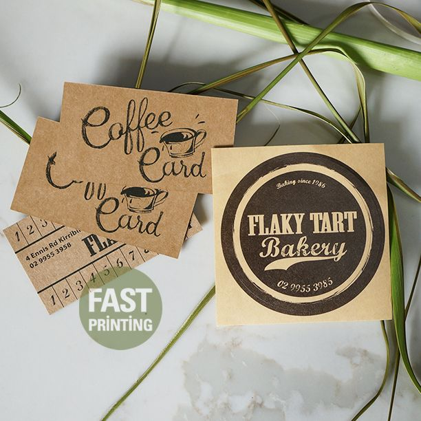 Vintage Craft Items For Loyalty Cards And Labels #vintage #craft #card #label #fastprinting #FP