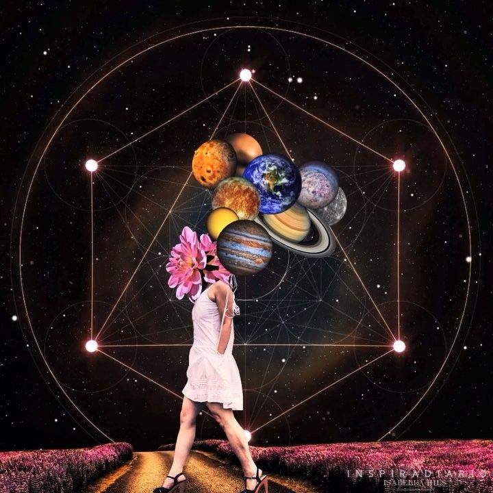 La felicidad no es exuberante ni bulliciosa, como el placer o la alegría. Es silenciosa, tranquila, suave, es un estado interno de satisfacción que empieza por amarse a sí mismo. – Isabel Allende   Música: Ketsa  #inspiradiario #consciencia #collage #visual #meditation #spirit #videoart #surreal #mind #earth #energy #cosmos #digitalcollage #surrealism #art #universe #visualart #composition