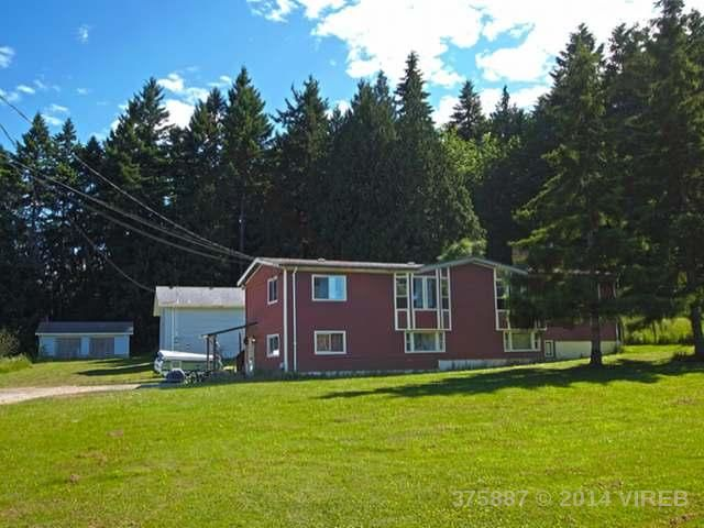 Two properties on one acre.  There's no pictures of inside, so they might be pretty sketchy, but it's a start!  429