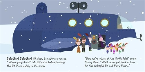 Ben & Holly's Little Kingdom: Christmas at the North Pole ...