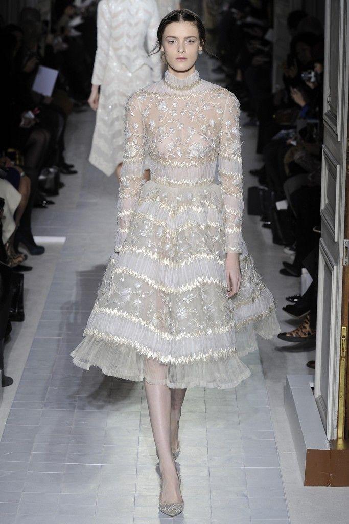 Valentino Spring Couture 2013 - Slideshow - Runway, Fashion Week, Reviews and Slideshows - WWD.com