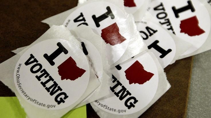 Ohio voters were supposed to be able to start voting tomorrow morning. Then the U.S. Supreme Court intervened.
