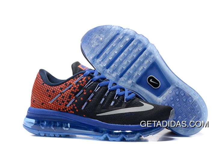 http://www.getadidas.com/air-max-orange-black-blue-shoes-topdeals.html AIR MAX ORANGE BLACK BLUE SHOES TOPDEALS Only $87.87 , Free Shipping!