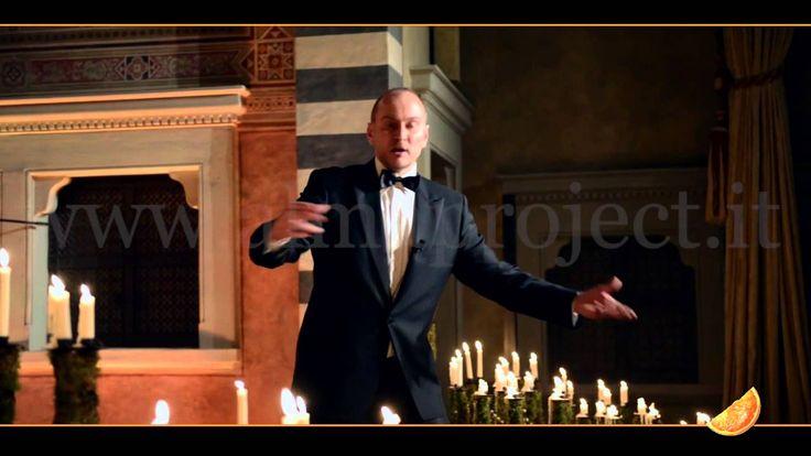 ALMA PROJECT - Folk Quintet & Tenor MM @ Four Seasons Hotel Florence - FSH - Funiculì Funiculà