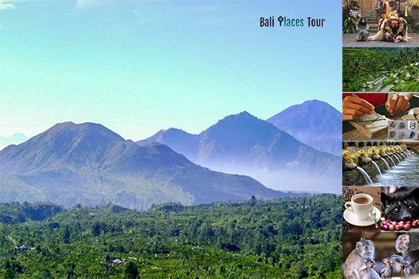 Ubud Kintamani Tour: Bali Day Tours to See Bali Volcano & Tegalalang Rice Terrace