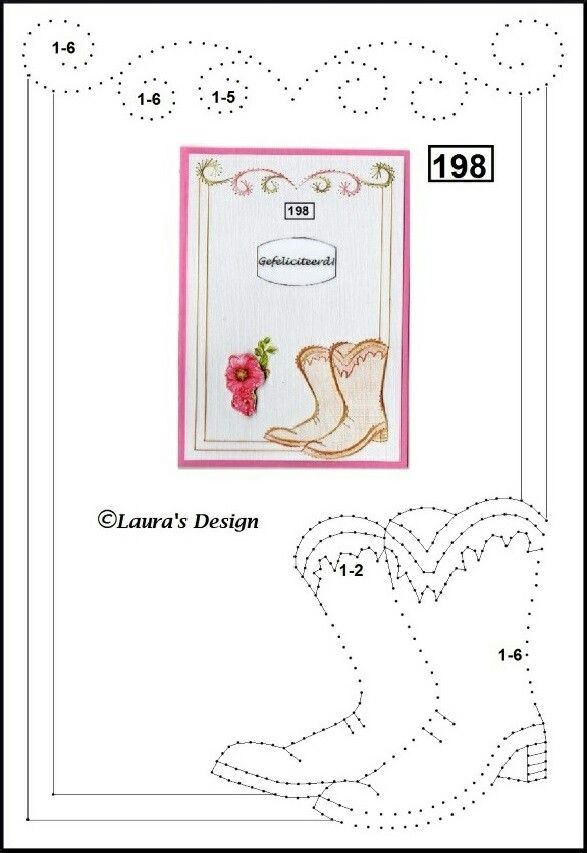 Free pattern Laura's design