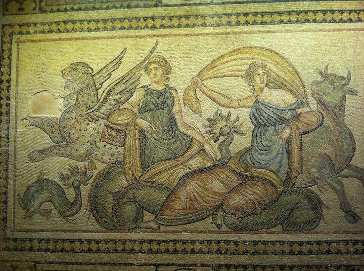 Gaziantep Zeugma Mosaic Museum (Turkey)