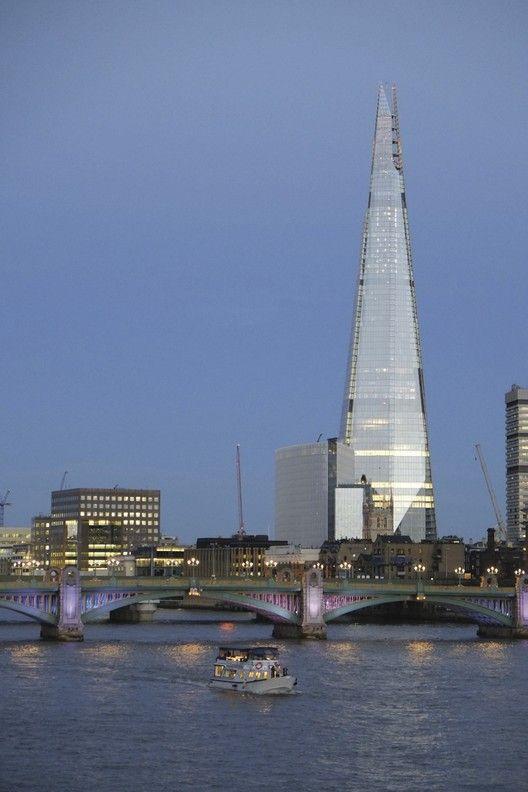 The Shard / Renzo Piano Building Workshop | Netfloor USA
