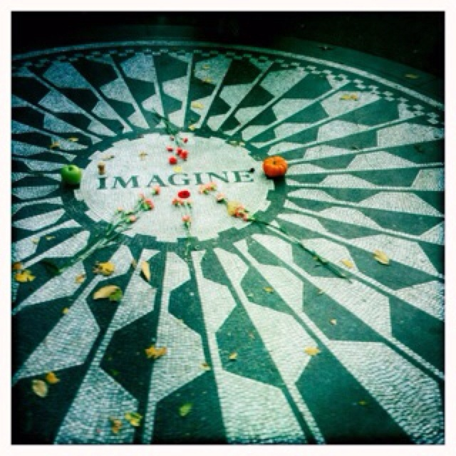 Strawberry Fields - Central Park