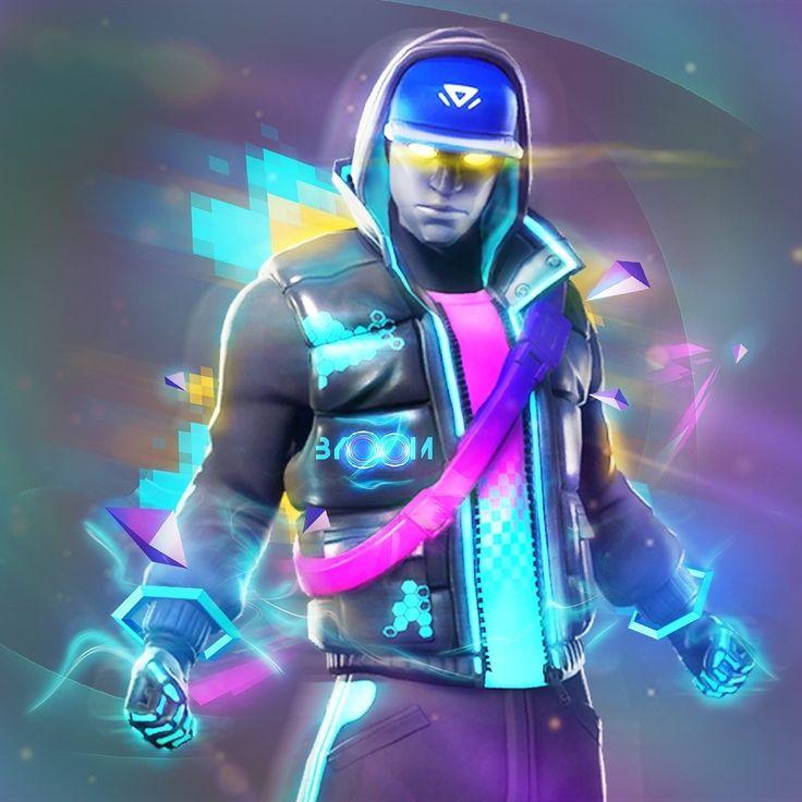 Fortnite fan art outfit en 2020