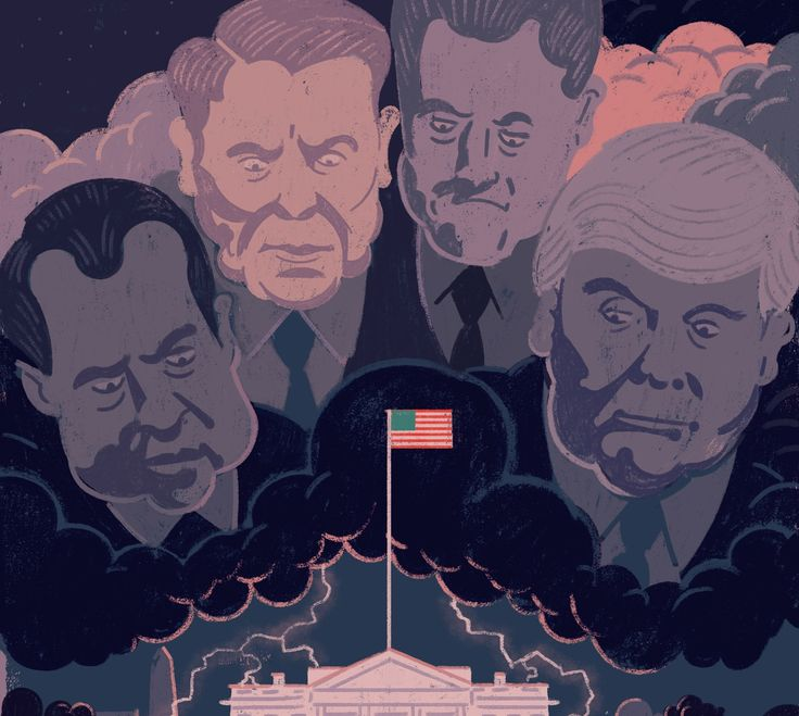 The presidency survived the Watergate, Iran-contra and Clinton scandals. Trump will exact a higher toll. - The Washington Post