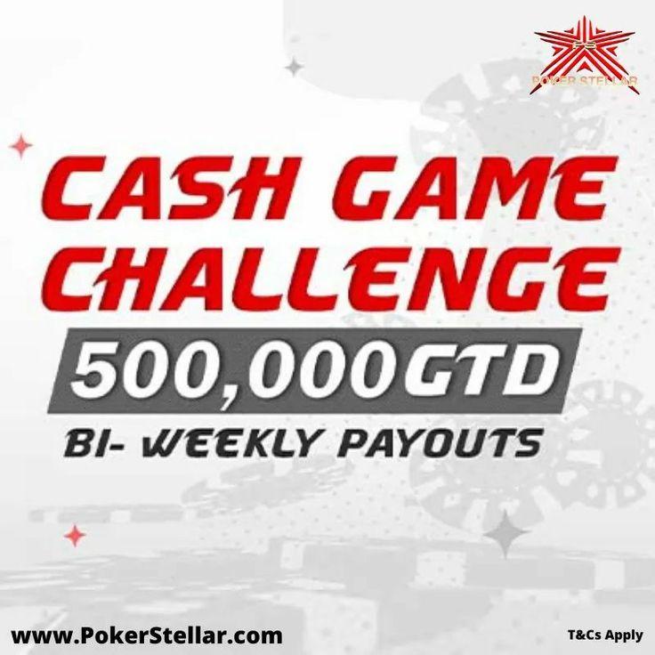 Cash Poker Rankings