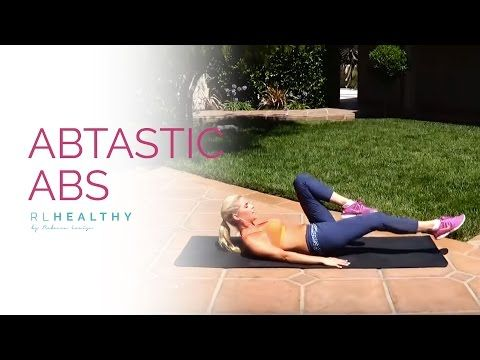 Abtastic Abs | Rebecca Louise - YouTube