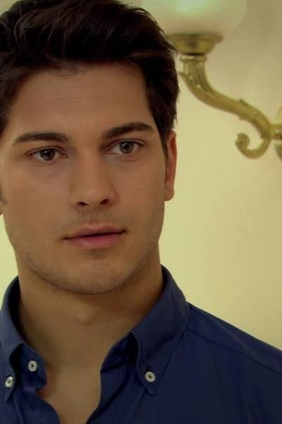 Cagatay Ulusoy- Turkish actor...fell in love with him:(