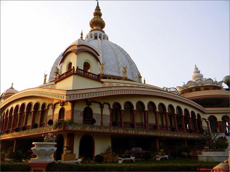 ISKCON Temple in Kolkata is ISKON's first center was established in India in the year 1970 by Swami Prabhupada.